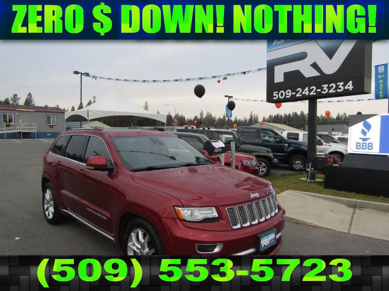 Pre-Owned 2015 Jeep Grand Cherokee Summit awd 4x4 suv