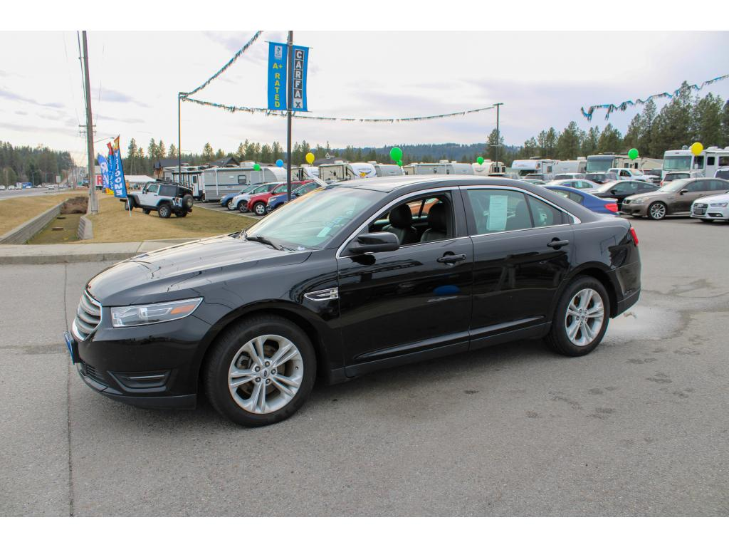 Pre-Owned 2016 Ford Taurus SEL 3.5L V6 FWD Sedan