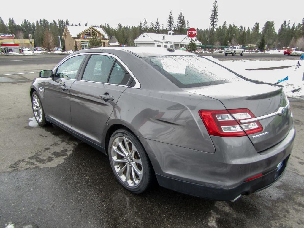 Pre-Owned 2013 Ford Taurus Limited 3.5L V6 All Wheel Drive Sedan