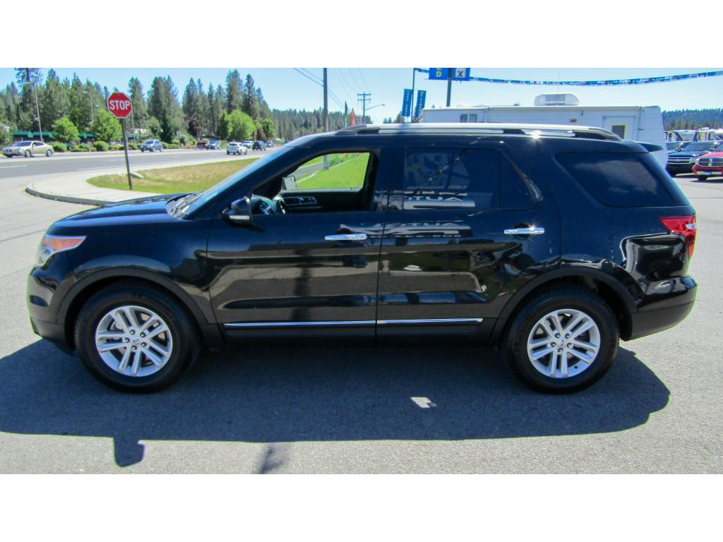 Pre-Owned 2014 Ford Explorer XLT 3.5L V6 4x4 Truck