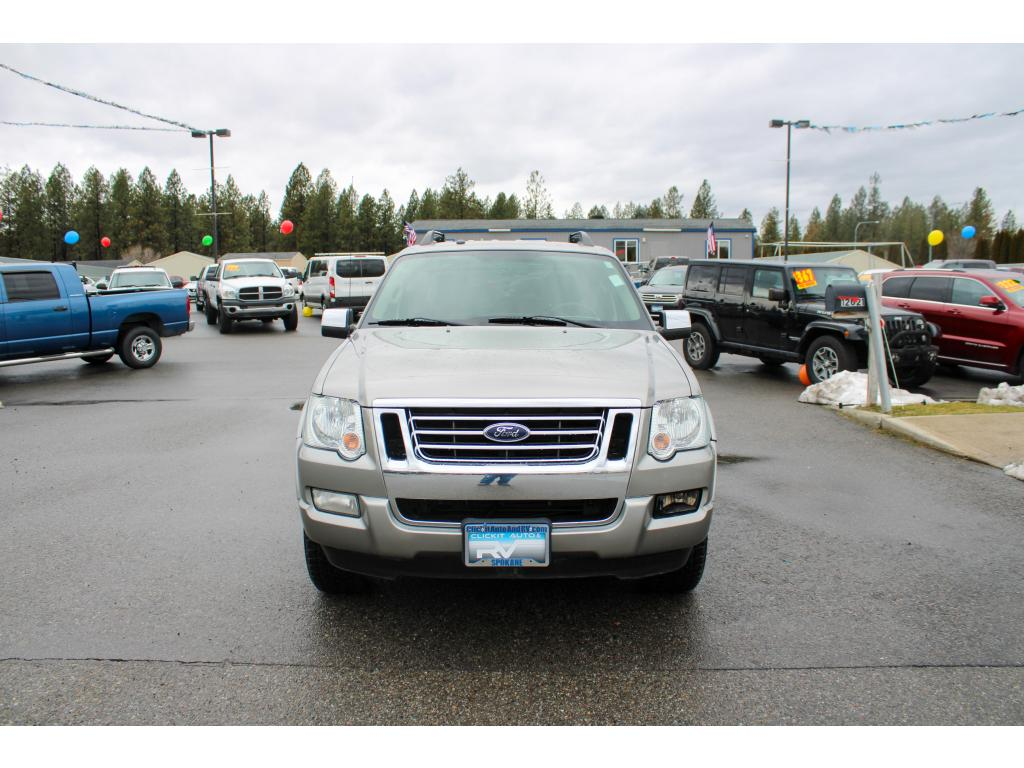 Pre-Owned 2008 Ford Explorer Sport Trac Limited 4.6L V8 4x4 Pickup Truck
