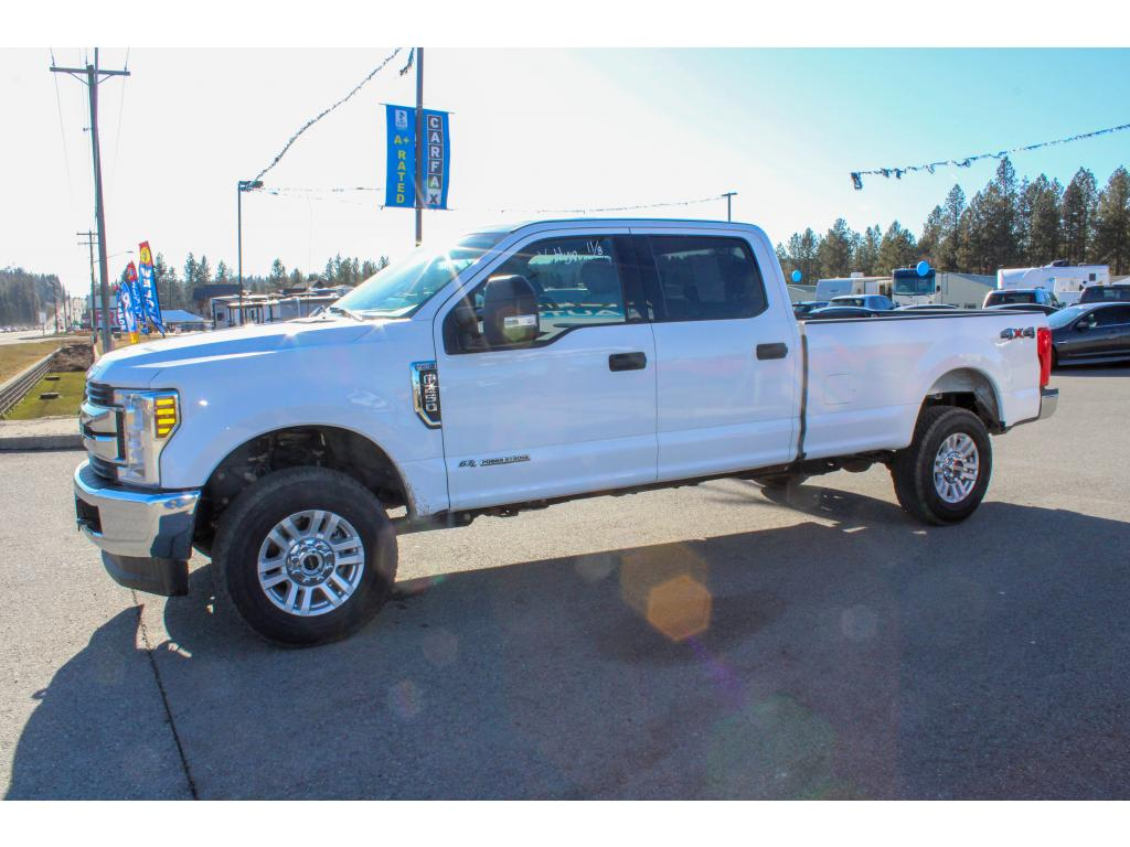 Pre-Owned 2018 Ford F-250 Super Duty XLT 6.7L V8 4x4 Diesel Pickup Truck