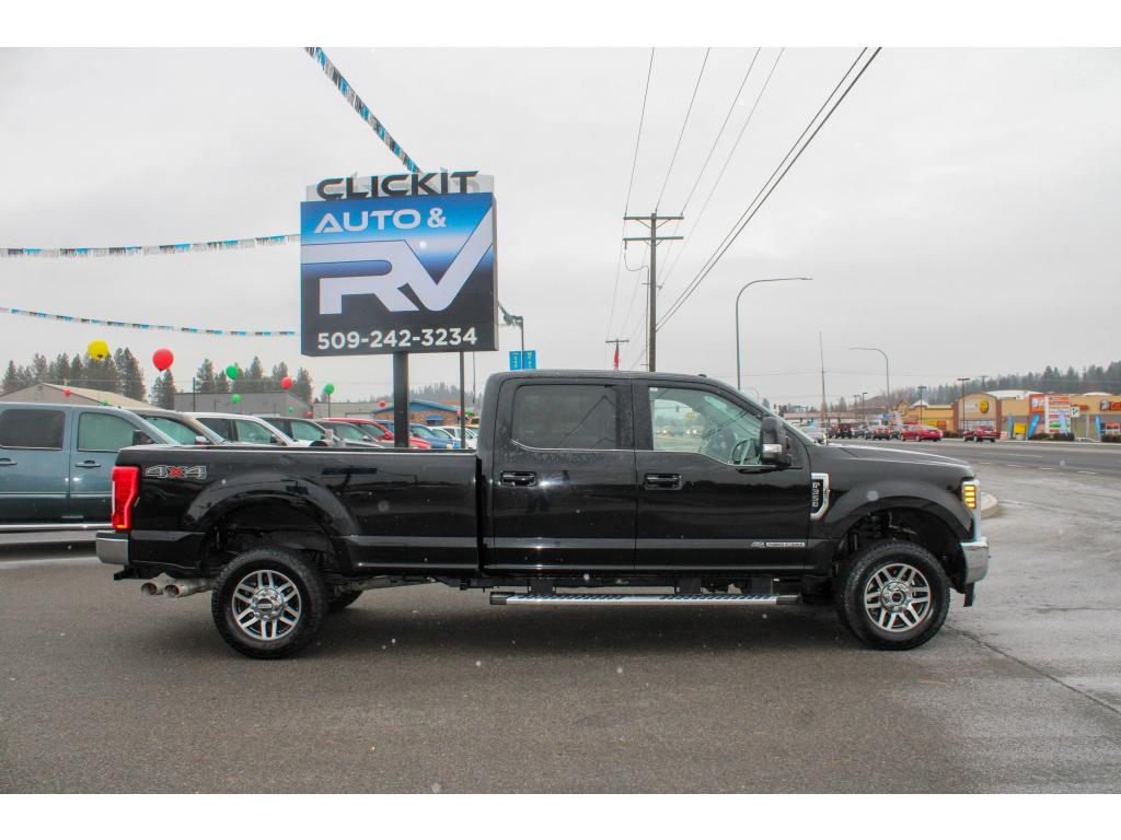 Pre-Owned 2018 Ford F-350 Super Duty LARIAT 6.7L V8 4x4 Diesel Truck