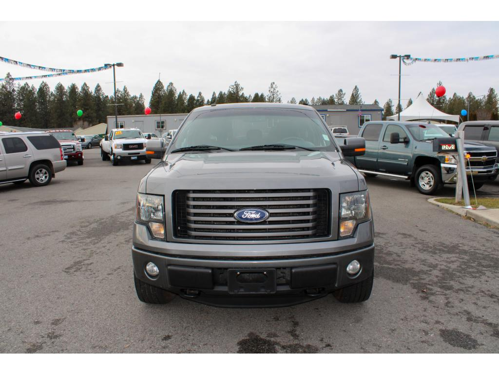 Pre-Owned 2011 Ford F-150 FX4 5.0L V8 4x4 Pickup Truck
