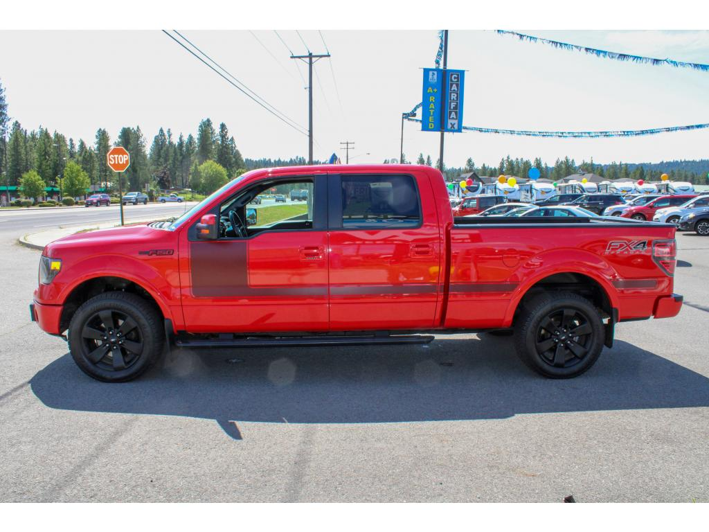 Pre-Owned 2013 Ford F-150 FX4 3.5L V6 EcoBoost 4x4 Truck