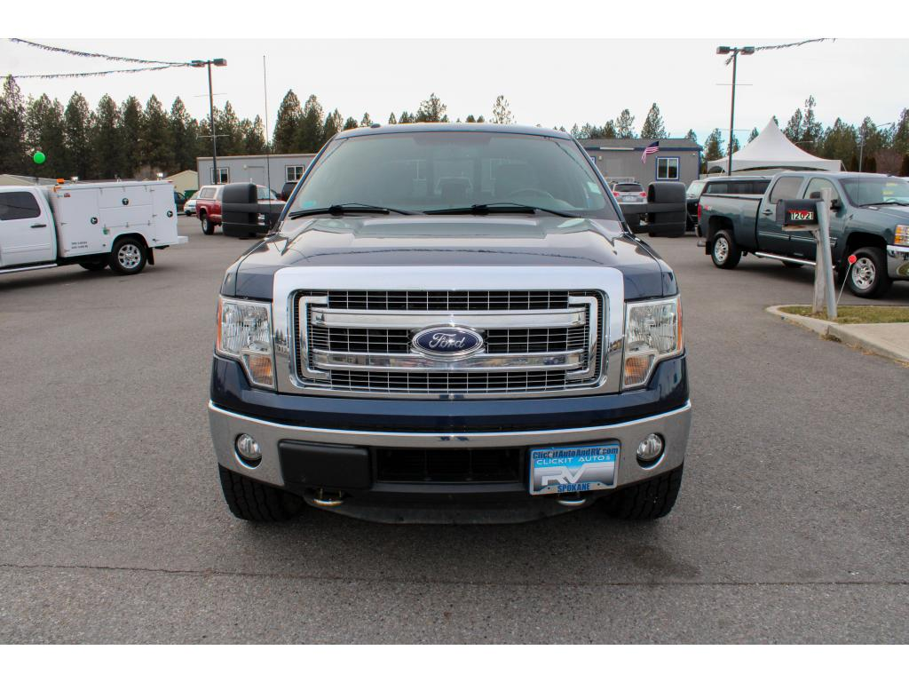 Pre-Owned 2014 Ford F-150 XLT 3.5L V6 4x4 EcoBoost Pickup Truck