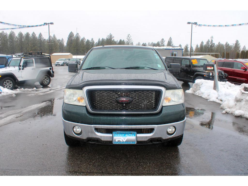 Pre-Owned 2006 Ford F-150 XLT 5.4L V8 4x4 Truck