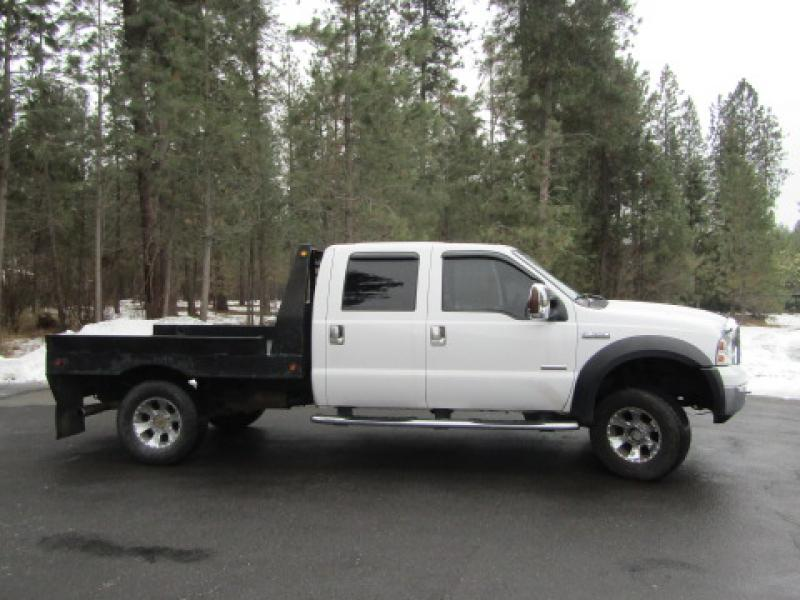 Pre-Owned 2006 Ford F-350 Super Duty LARIAT