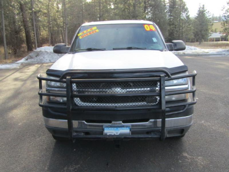 Pre-Owned 2004 Chevrolet Silverado 2500 SILVERADO K2500HD