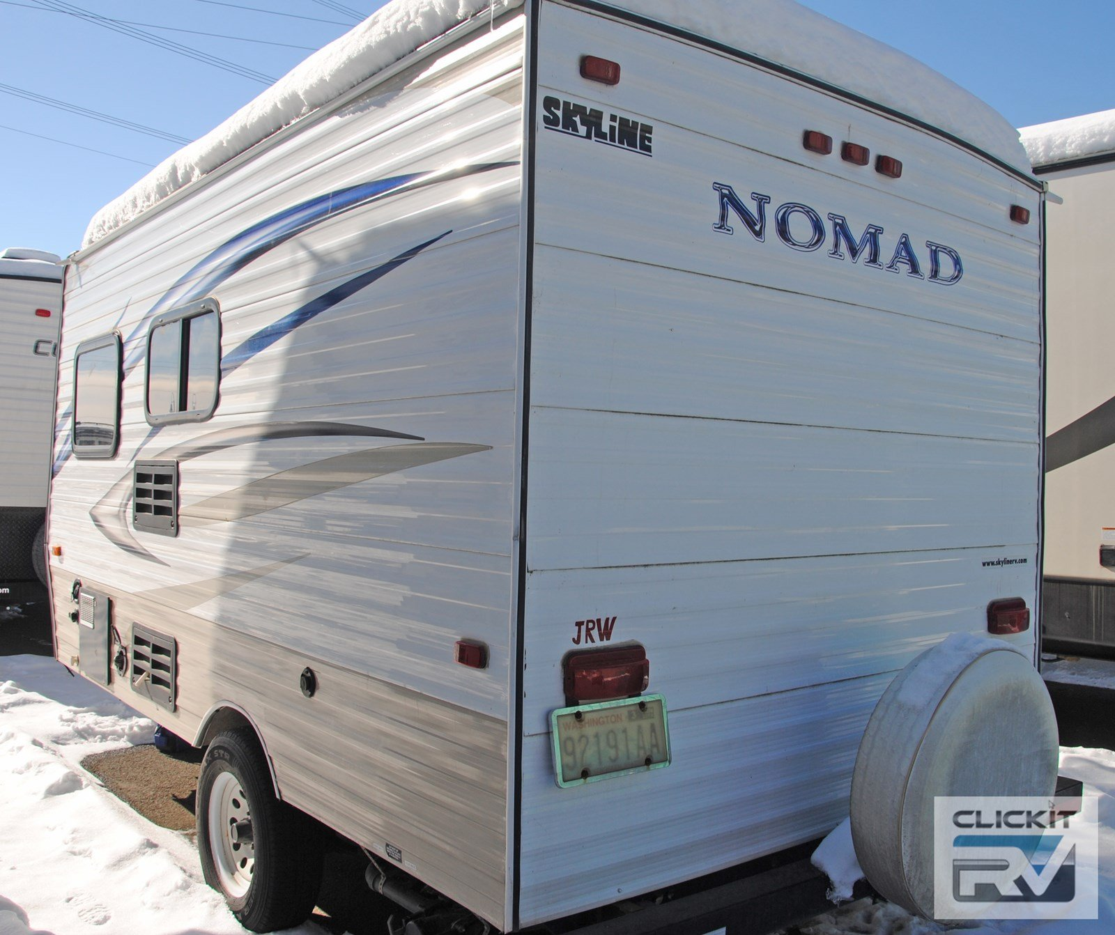 Pre-Owned 2013 SKYLINE NOMAD GL 140B