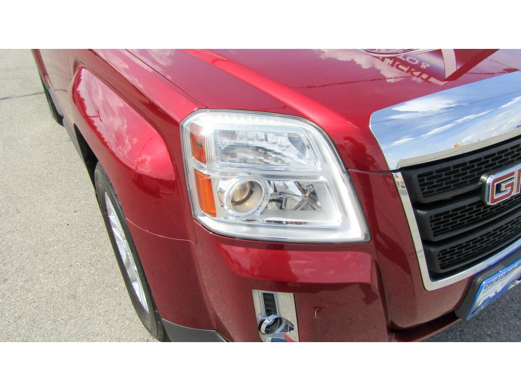 Pre-Owned 2010 GMC Terrain SLT-1 3.0 V6 All Wheel Drive SUV