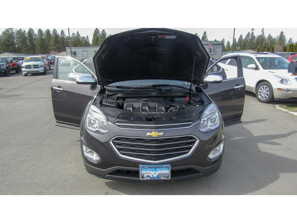 Pre-Owned 2016 Chevrolet Equinox LTZ 3.6L V6 All Wheel Drive 4x4 SUV