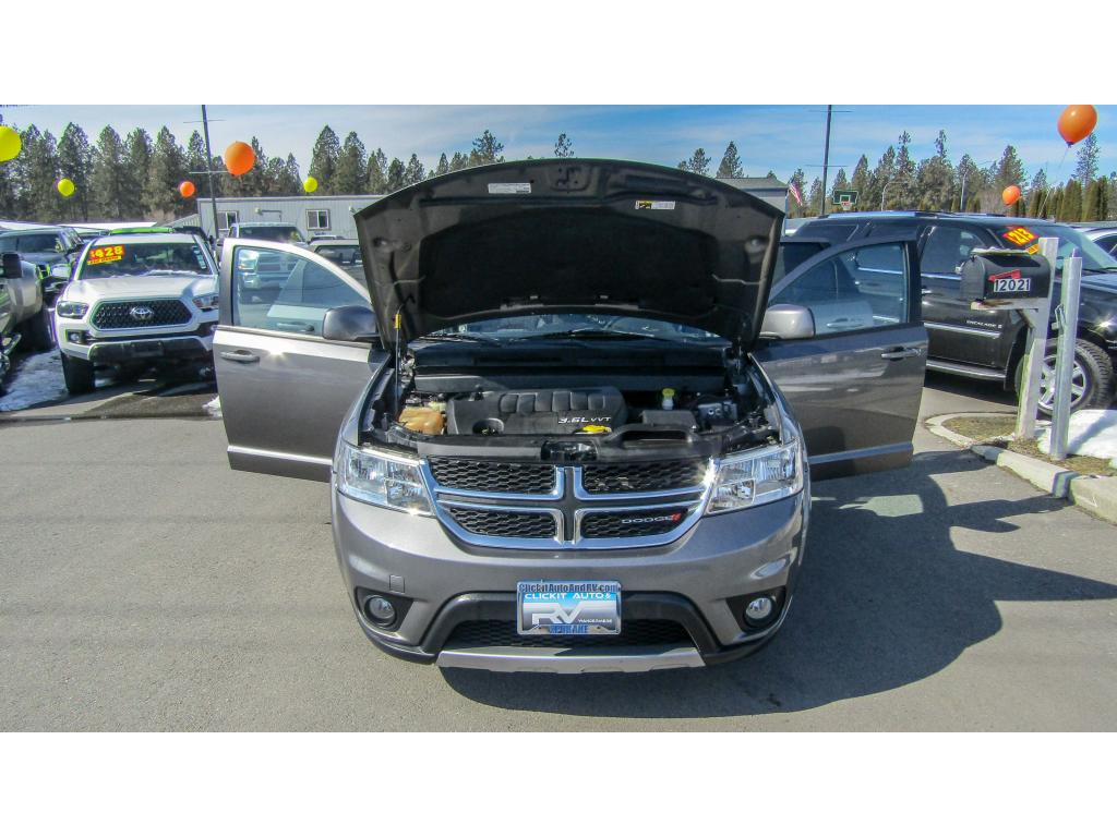 Pre-Owned 2013 Dodge Journey SXT 3.6L V6 All Wheel Drive SUV