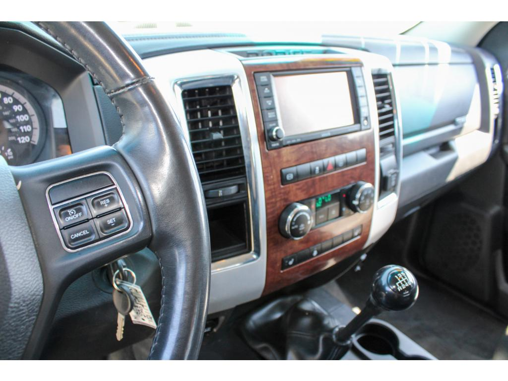 Pre-Owned 2012 Ram 3500 LARAMIE 6.7L Manual RWD Diesel Truck