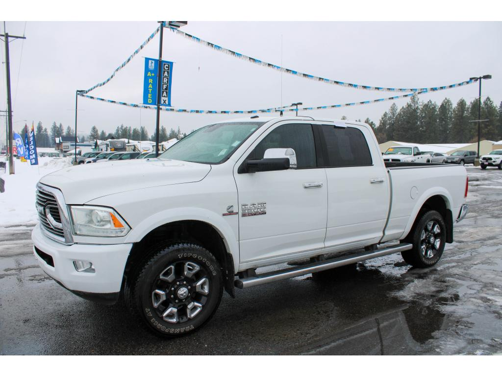 Pre-Owned 2015 Ram 3500 LIMITED 6.7L 4x4 Diesel Truck