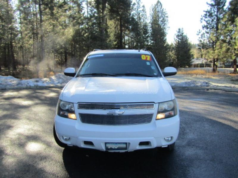 Pre-Owned 2007 Chevrolet Avalanche 1500 LT w/3LT