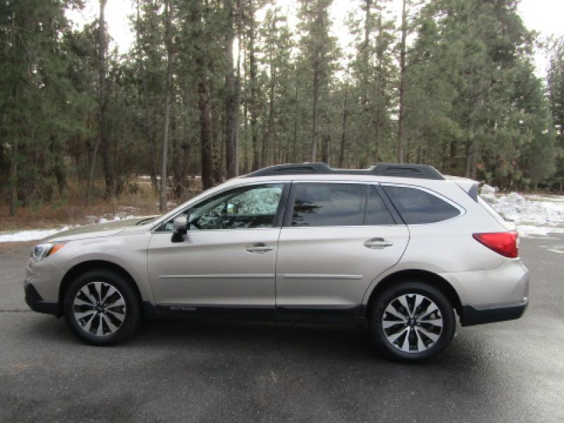 Pre-Owned 2016 Subaru Outback 3.6R Limited 3.6L All Wheel Drive Wagon