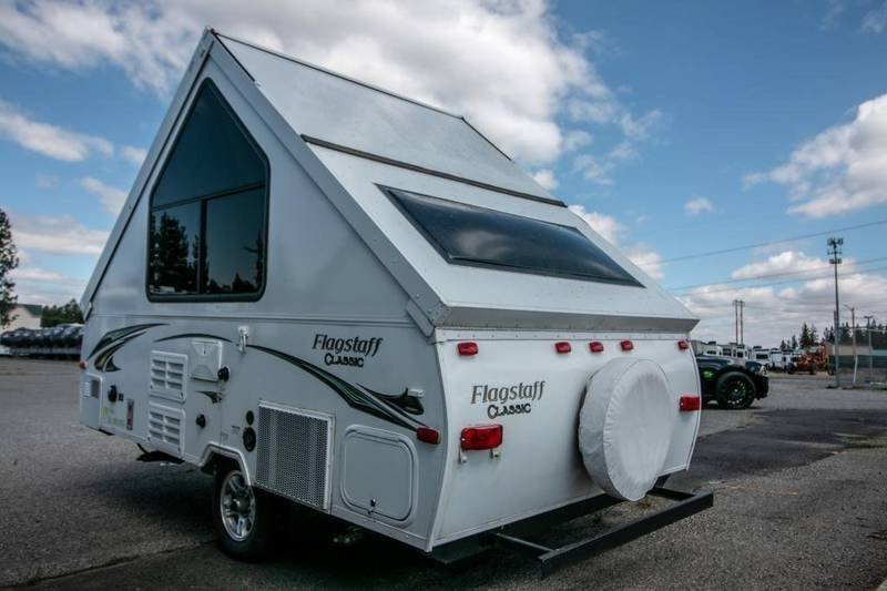 Pre-Owned 2014 Coachmen FLAGSTAFF 12RBHW