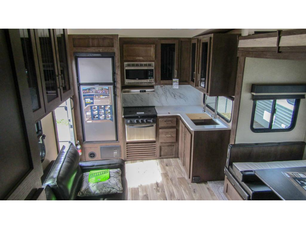 New 2018 FOREST RIVER WILDWOOD HERITAGE GLEN HYPER L 25RKSHL Sleeps 6 Travel Trailer