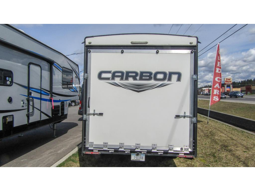 Pre-Owned 2015 KEYSTONE RV COMPANY CARBON 19 Sleeps 4 Travel Trailer