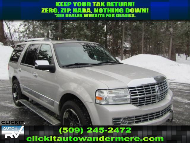 Pre-Owned 2007 Lincoln Navigator ULTIMATE 5.4L V8 4x4 SUV