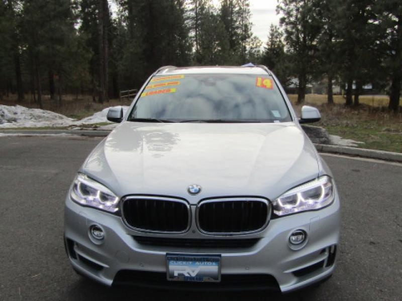 Pre-Owned 2014 BMW X5 xDrive35i 3.0L Straight 6 AWD SUV