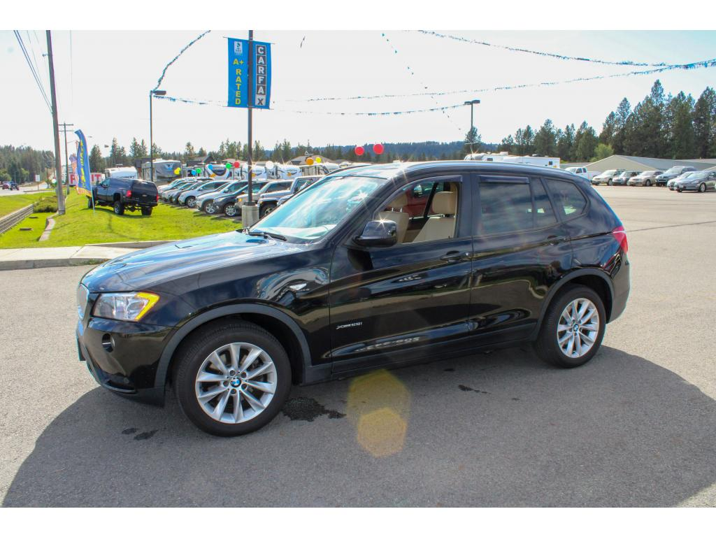 Pre-Owned 2013 BMW X3 xDrive28i