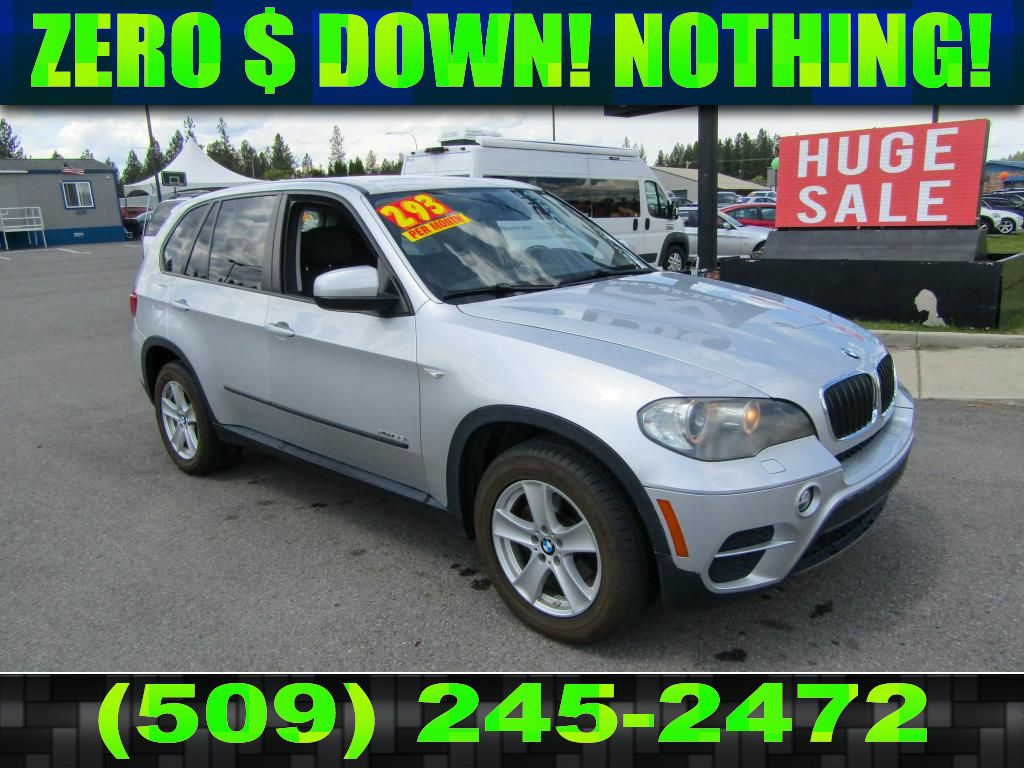 Pre-Owned 2011 BMW X5 35i 3.0L All Wheel Drive SUV