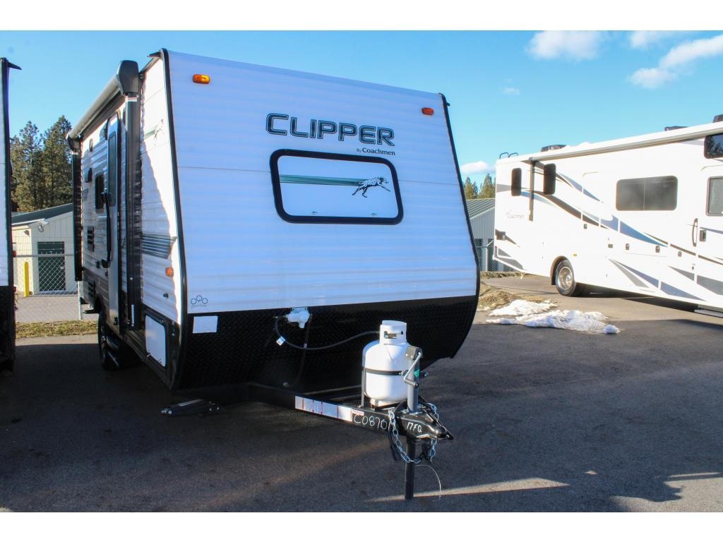 New 2019 Coachmen CLIPPER SINGLE AXLE 17FQ