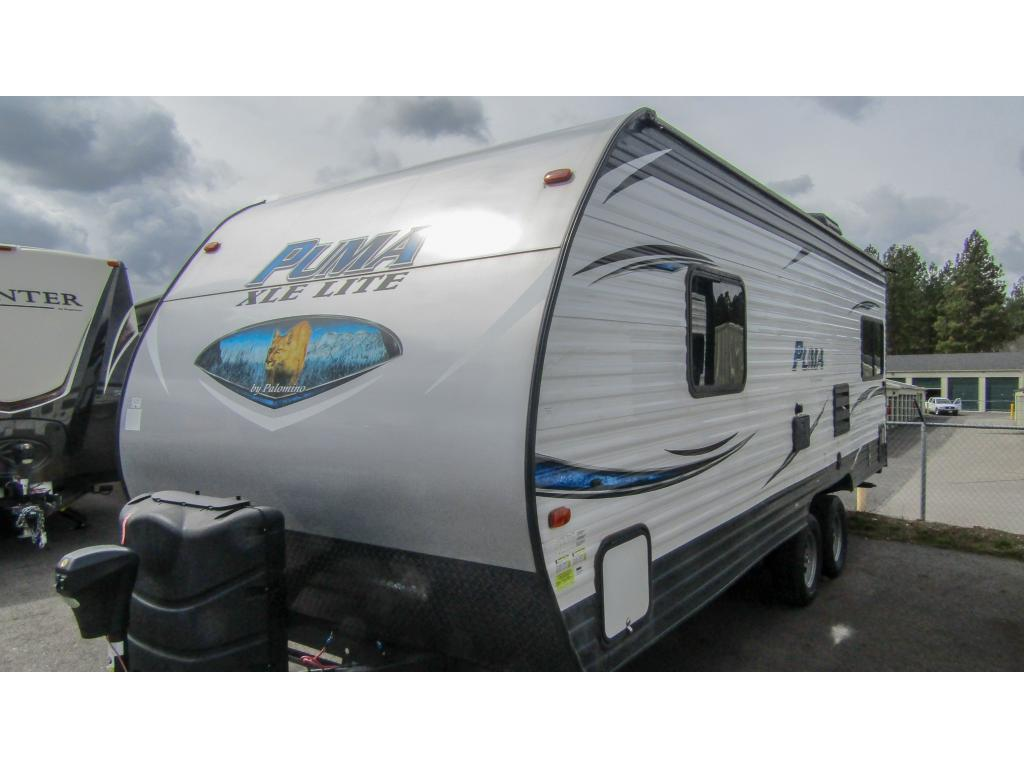 New 2019 PALOMINO PUMA XLE LITE 20RDC Sleeps 4 Travel Trailer