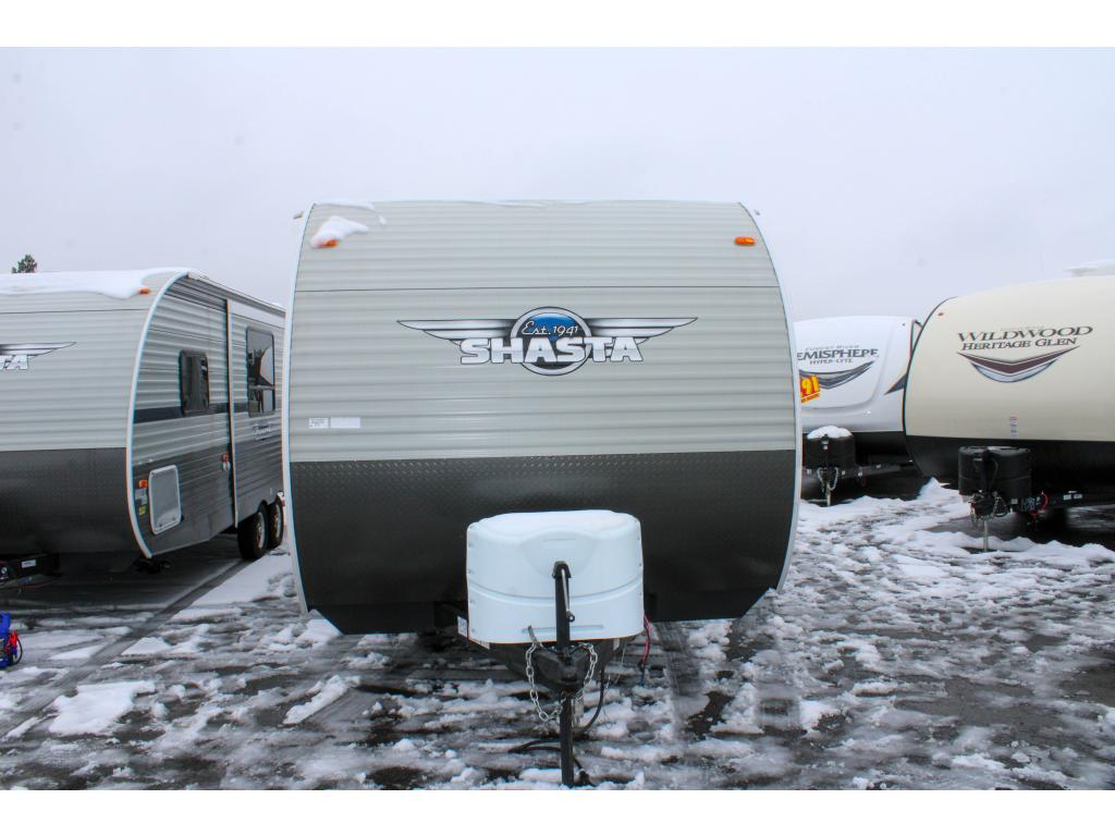New 2020 Shasta Shasta Travel Trailer 26DB
