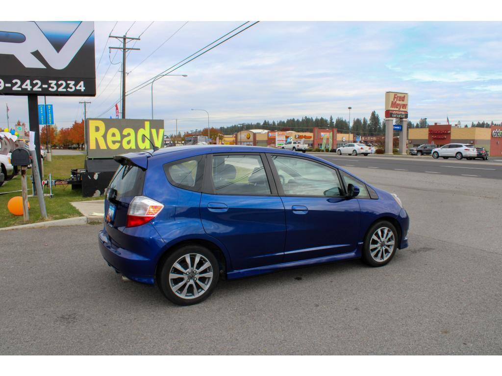 Pre-Owned 2012 Honda Fit Sport 1.5L FWD Hatchback