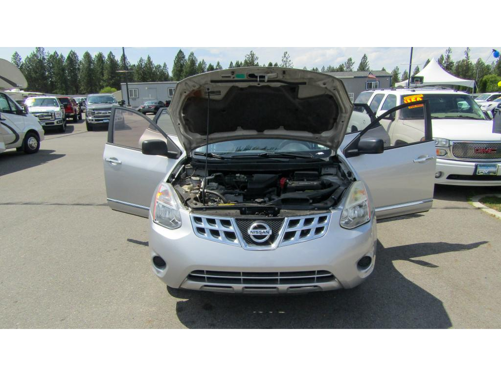 Pre-Owned 2011 Nissan Rogue S 2.5L All Wheel Drive SUV