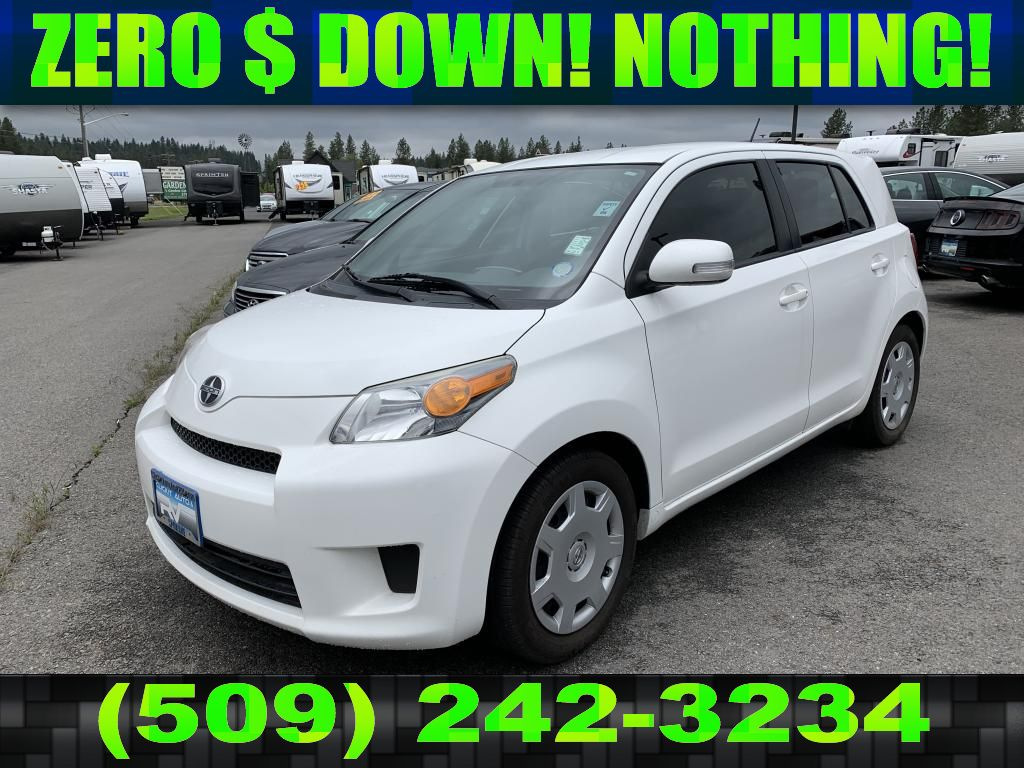 Pre-Owned 2014 Scion xD 5D