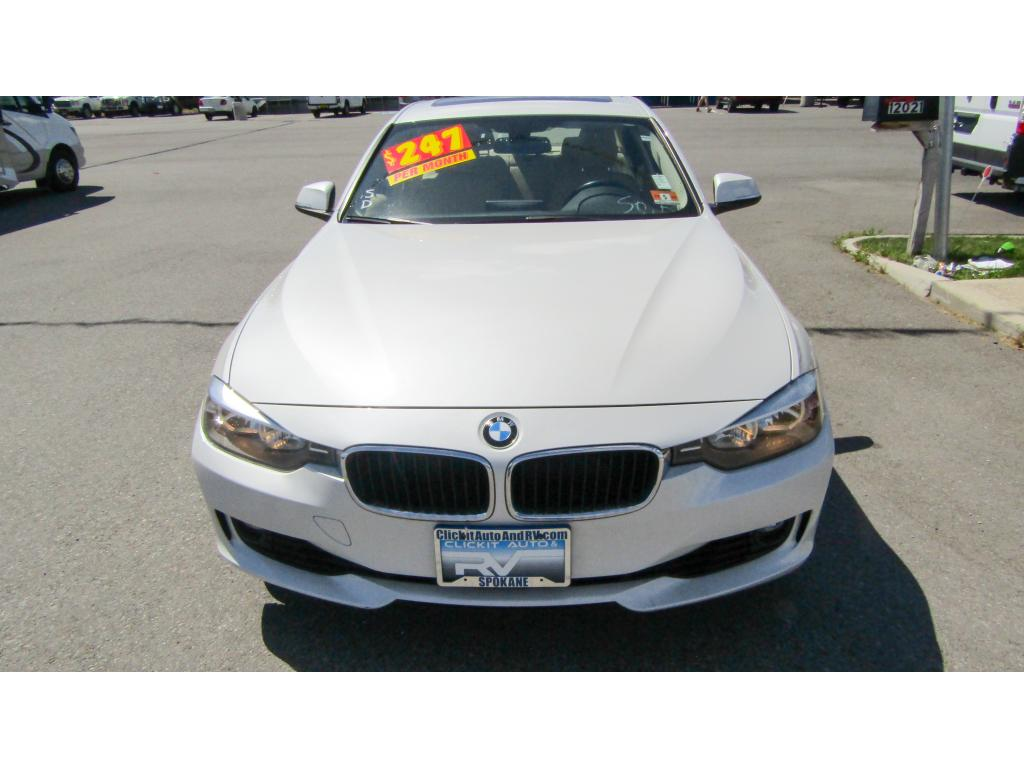 Pre-Owned 2013 BMW 3 series 328i xDrive 2.0L All Wheel Drive Sedan
