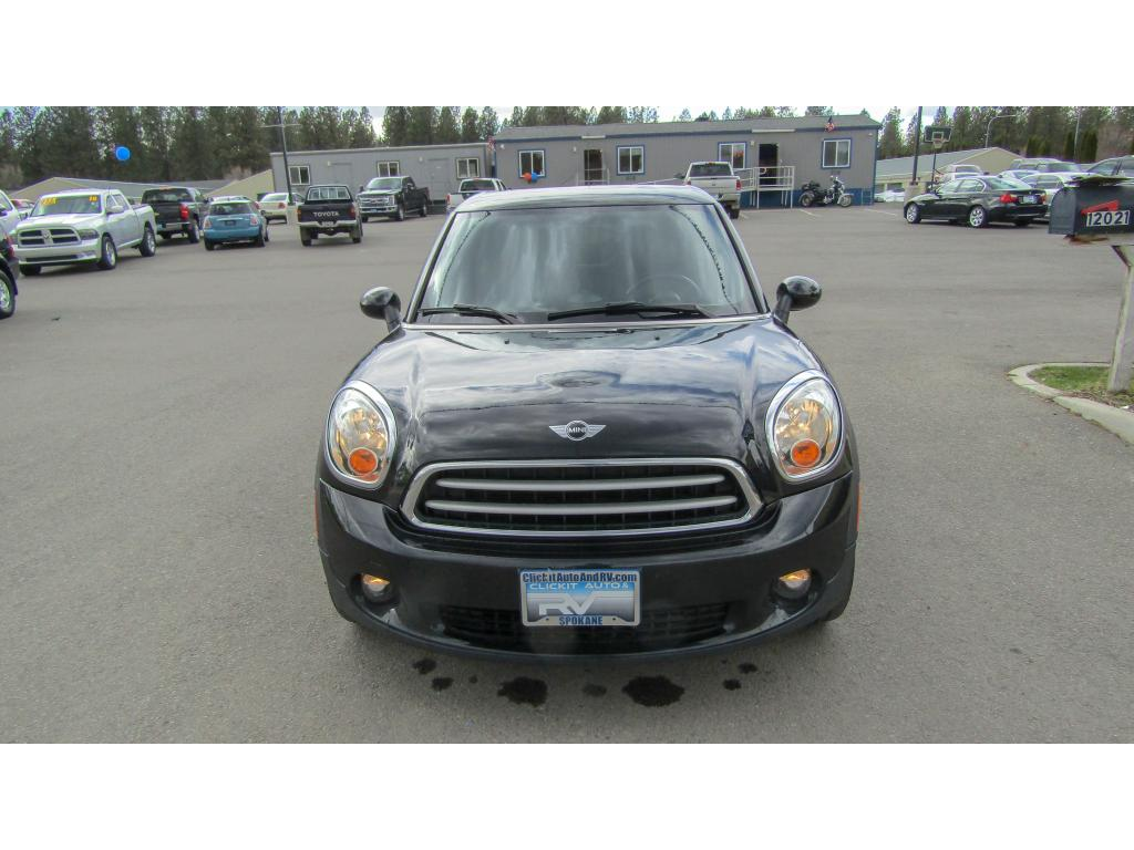 Pre-Owned 2015 MINI Paceman Cooper 1.6L Front Wheel Drive Hatchback