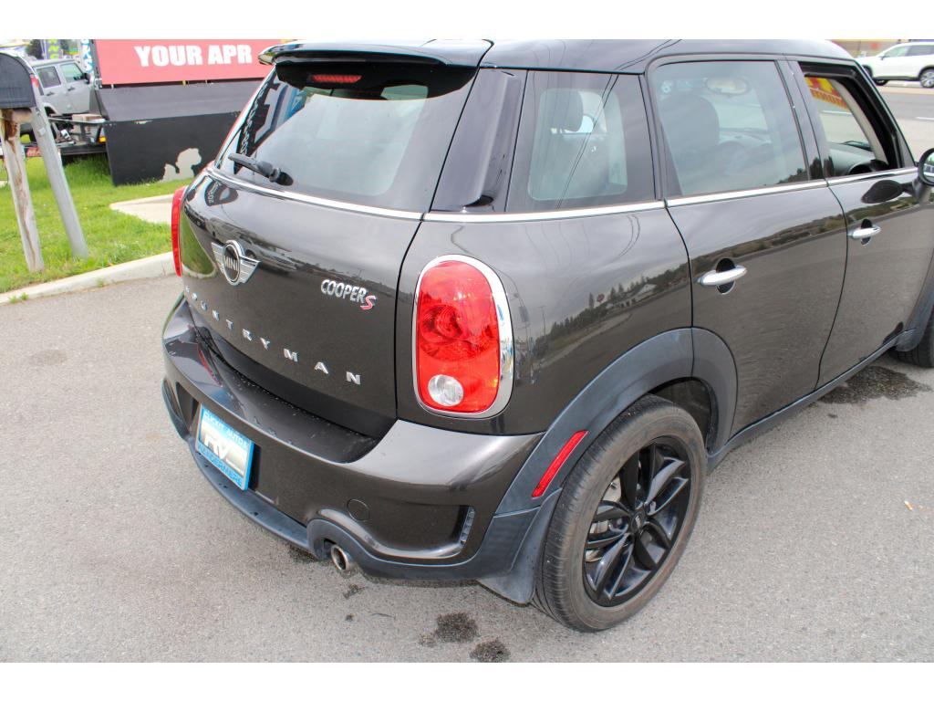 Pre-Owned 2015 MINI Cooper Countryman S 1.6L Front Wheel Drive Hatchback