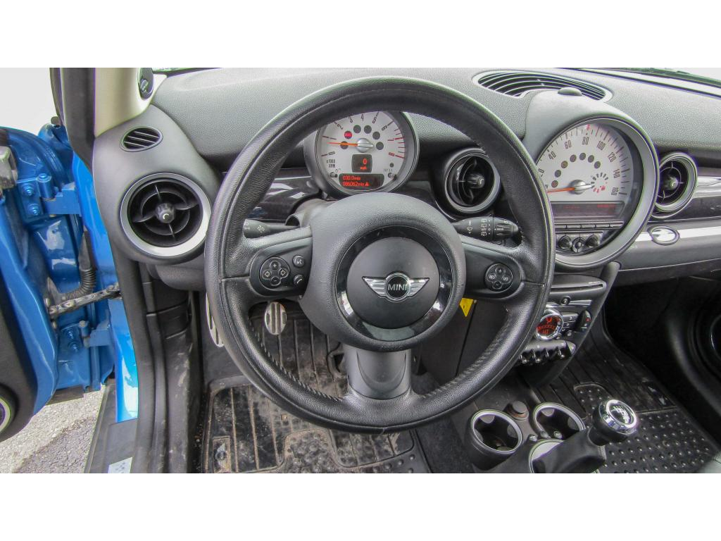 Pre-Owned 2011 MINI Cooper S 1.6L Front Wheel Drive Hatchback