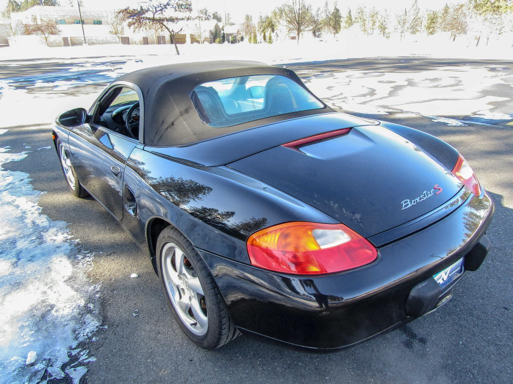 Pre-Owned 2001 Porsche Boxster S 3.2L Flat 6 Rear Wheel Drive Coupe