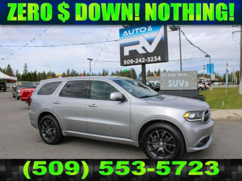 Pre-Owned 2017 Dodge Durango R/T 5.7L V8 All Wheel Drive SUV