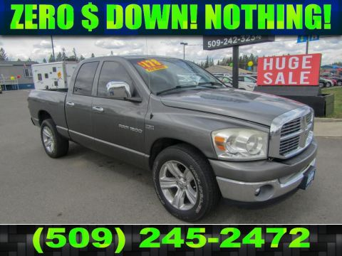 Pre-Owned 2007 Dodge Ram Pickup 1500 SLT Lone Star 5.7L V8 RWD Truck