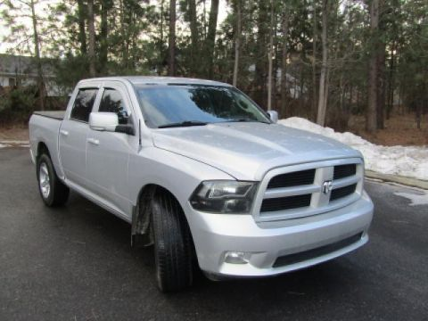 Pre-Owned 2010 Dodge Ram Pickup 1500 SPORT