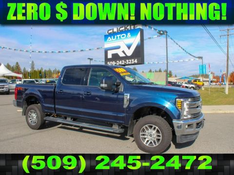 Pre-Owned 2018 Ford F-250 Super Duty LARIAT 6.2L V8 4x4 Truck