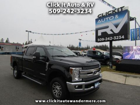 Pre-Owned 2018 Ford F-350 Super Duty LARIAT 6.7 POWERSTROKE DIESEL 4X4