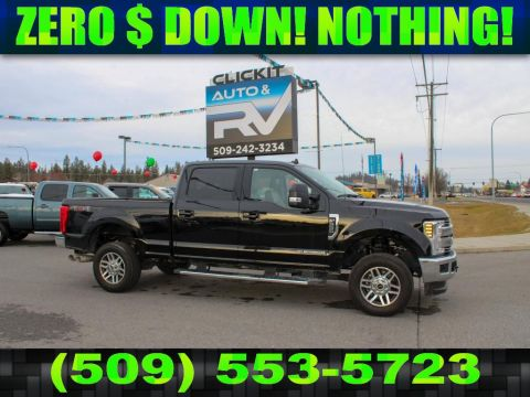 Pre-Owned 2019 Ford F-350 Super Duty LARIAT 6.7L V8 4x4 Diesel Truck
