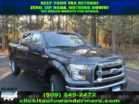 Pre-Owned 2015 Ford F-150 XLT 3.5L V6 ECOBOOST Truck