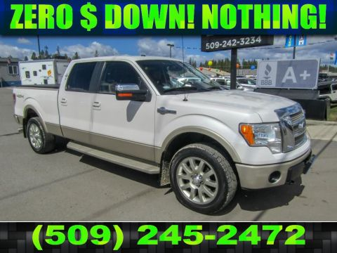 Pre-Owned 2010 Ford F-150 King Ranch 5.4L V8 4x4 Truck