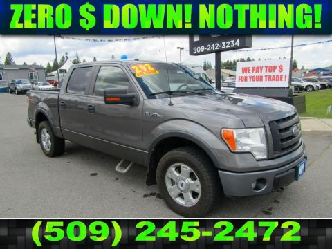 Pre-Owned 2010 Ford F-150 FX4 5.4L V8 4x4 Truck