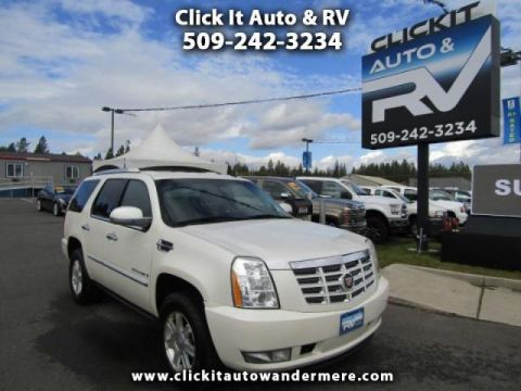 Pre-Owned 2007 Cadillac Escalade 1500; Luxury awd suv