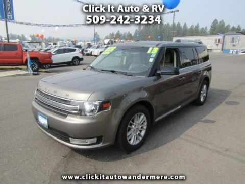 Pre-Owned 2013 Ford Flex SEL awd suv